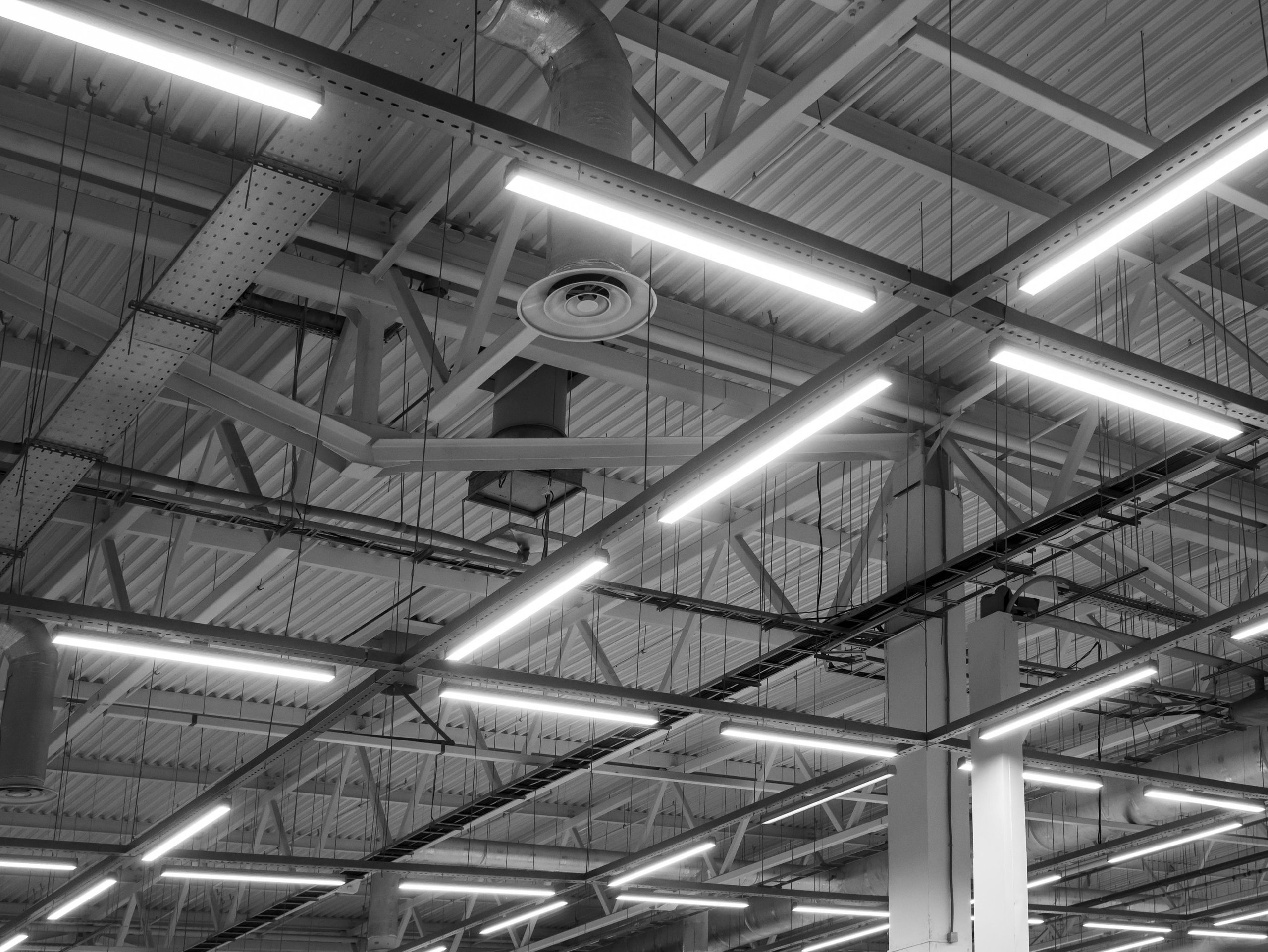 How lighting control system works